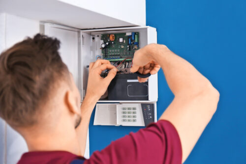 Security System Maintenance