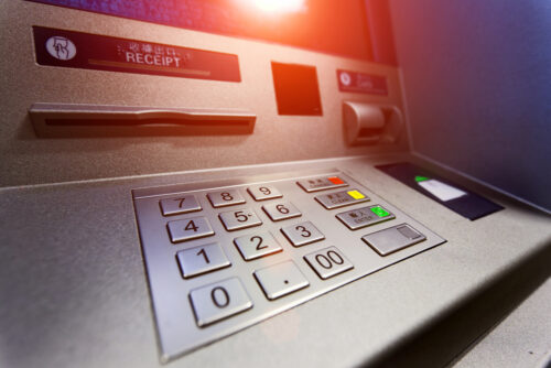 ATM security hacks