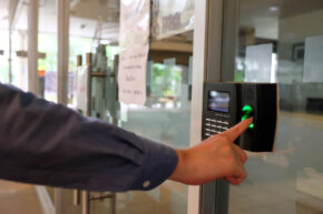 Commercial Access Control Security System In Texas